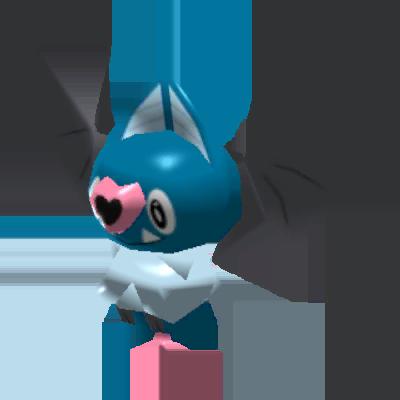 Fiche Pokédex de Rhinolove Pokémon Rumble Rush