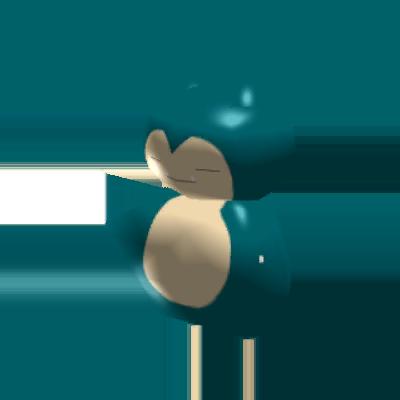 Sprite de Ronflex - Pokémon Rumble Rush
