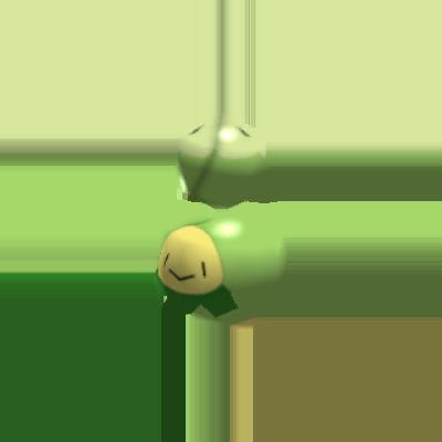 Sprite de Rozbouton - Pokémon Rumble Rush