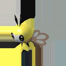 Fiche Pokédex de Rubombelle Pokémon Rumble Rush