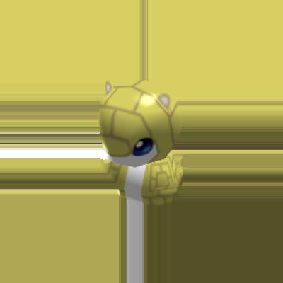 Sprite de Sabelette - Pokémon Rumble Rush