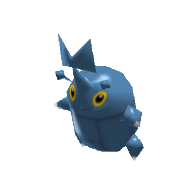 Sprite de Scarhino - Pokémon Rumble Rush
