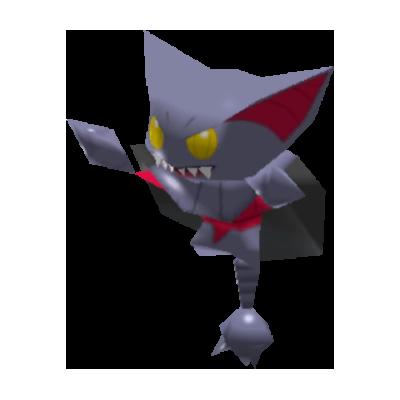 Sprite de Scorvol - Pokémon Rumble Rush