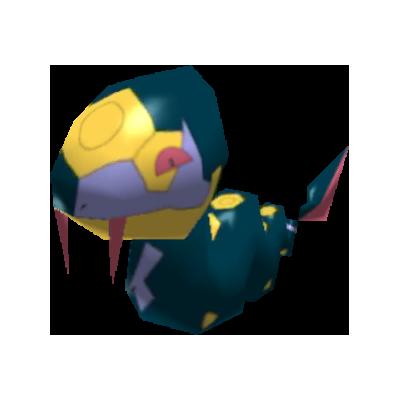 Sprite de Séviper - Pokémon Rumble Rush