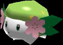 Sprite de Shaymin (Terrestre) - Pokémon Rumble Rush
