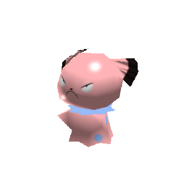 Sprite de Snubbull - Pokémon Rumble Rush
