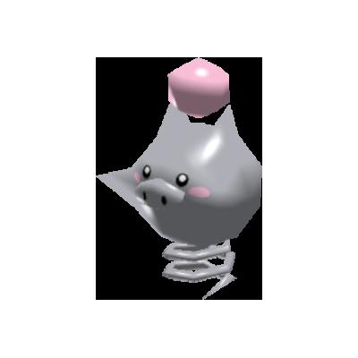 Sprite de Spoink - Pokémon Rumble Rush