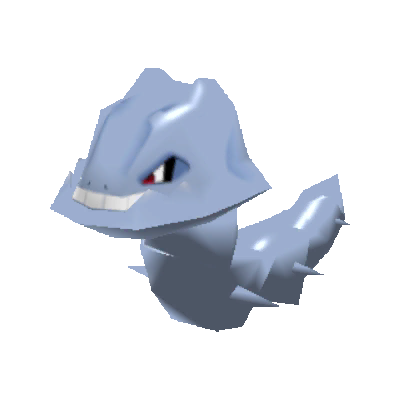 Sprite de Steelix - Pokémon Rumble Rush