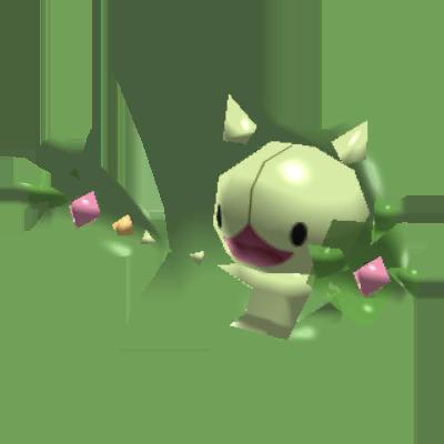 Sprite de Symbios - Pokémon Rumble Rush