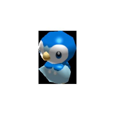 Sprite de Tiplouf - Pokémon Rumble Rush