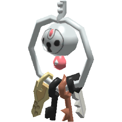 Fiche Pokédex de Trousselin Pokémon Rumble Rush