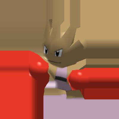 Sprite de Tygnon - Pokémon Rumble Rush