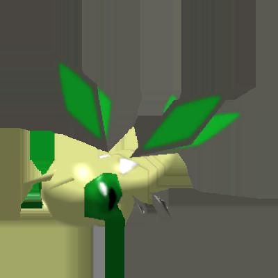 Sprite de Vibraninf - Pokémon Rumble Rush