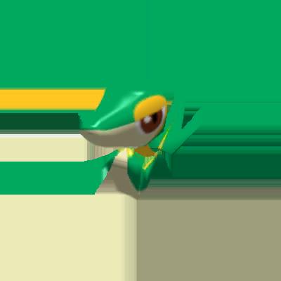 Sprite de Vipélierre - Pokémon Rumble Rush