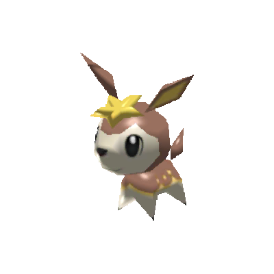 Sprite de Vivaldaim (Automne) - Pokémon Rumble Rush