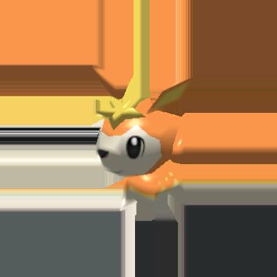 Sprite de Vivaldaim (Été) - Pokémon Rumble Rush