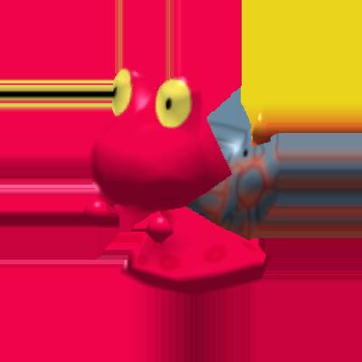 Sprite de Volcaropod - Pokémon Rumble Rush