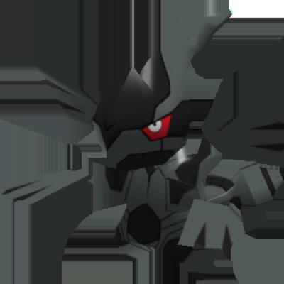 Sprite de Zekrom - Pokémon Rumble Rush