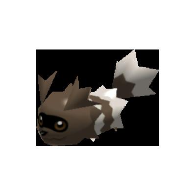 Sprite de Zigzaton - Pokémon Rumble Rush