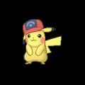 Pokémon 025-sinnoh
