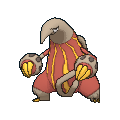 Pokémon aflamanoir