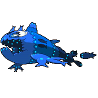 Pokémon froussardine_banc