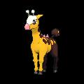 Sprite de Girafarig