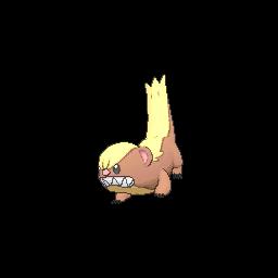 Pokémon manglouton