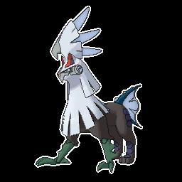 Pokémon silvallie_acier