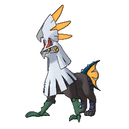 Pokémon silvallie_combat
