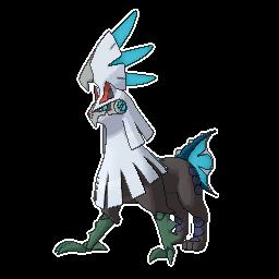 Pokémon silvallie_dragon