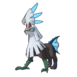 Pokémon silvallie_eau