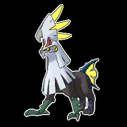 Pokémon silvallie_electrik