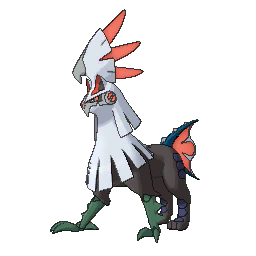Pokémon silvallie_feu
