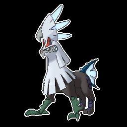 Pokémon silvallie_glace
