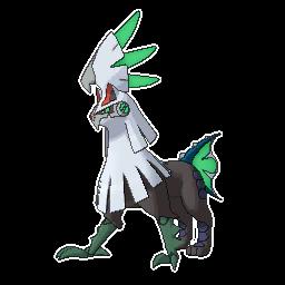 Pokémon silvallie_plante