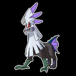 Pokémon silvallie_poison