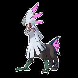 Pokémon silvallie_psy