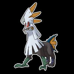 Pokémon silvallie_roche