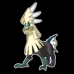 Pokémon silvallie_s