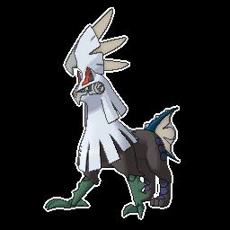 Pokémon silvallie_sol