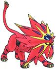 Pokémon solgaleo-s