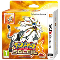 Pokémon Soleil édition collector