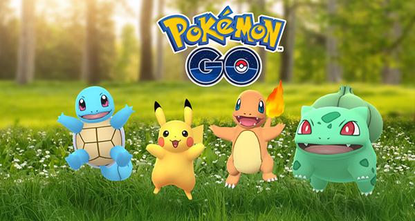 Nouvel événement : Kanto à l'honneur sur Pokémon Go