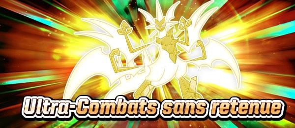 Ultra-Combats sans retenue sur Pokémon Ultra-Soleil et Ultra-Lune