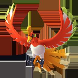 Ho-oh fait son retour sur Pokémon Go