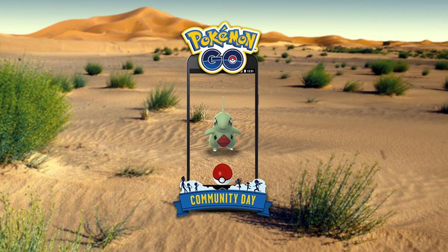 Le Pokémon Go Community Day du mois de Juin se précise