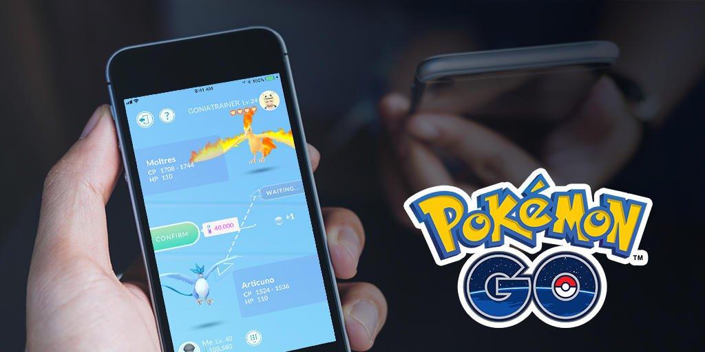 Pokémon GO - Système d'amis