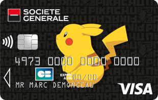 La Société Générale s'associe à The Pokémon Company