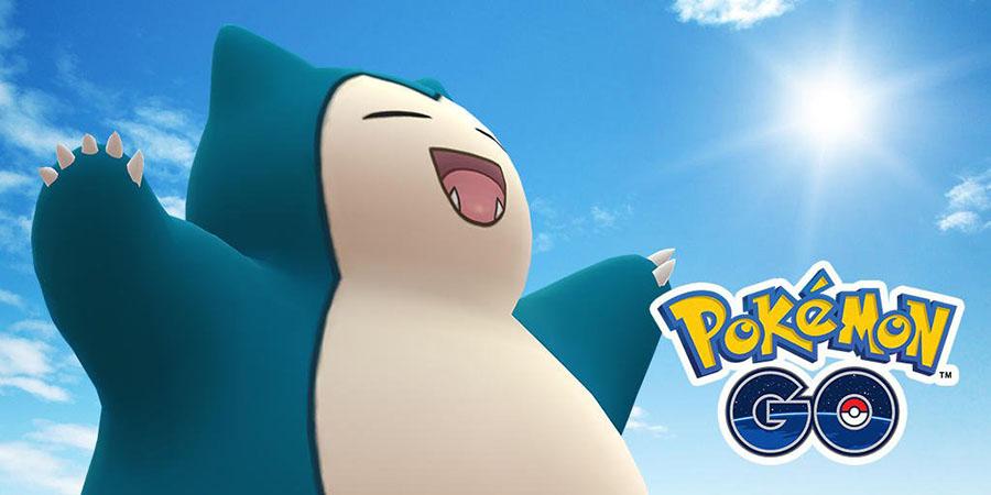 Nouvelle Étude de Terrain sur Pokémon : Ronflex au rendez vous
